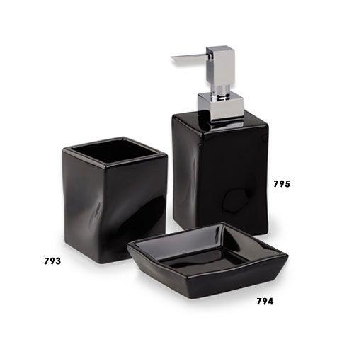 Accessori da bagno edilceramiche di maccan - Accessori da bagno di lusso ...