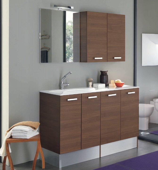 Mobili bagno vica design casa creativa e mobili ispiratori - Karol mobili bagno ...