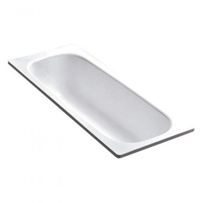 Glass vasche vasche da bagno edilceramiche di maccan - Vasche da bagno in acciaio smaltato ...