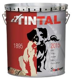 "TINTAL  ""LIMITED EDITION"" 14Lt.  Pittura Murale Superlavabile Supercoprente ad ""Effetto Vellutato"" Max-Meyer"