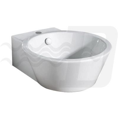 CENTER LAVABO d'Appoggio  cm.53X44  ALTHEA