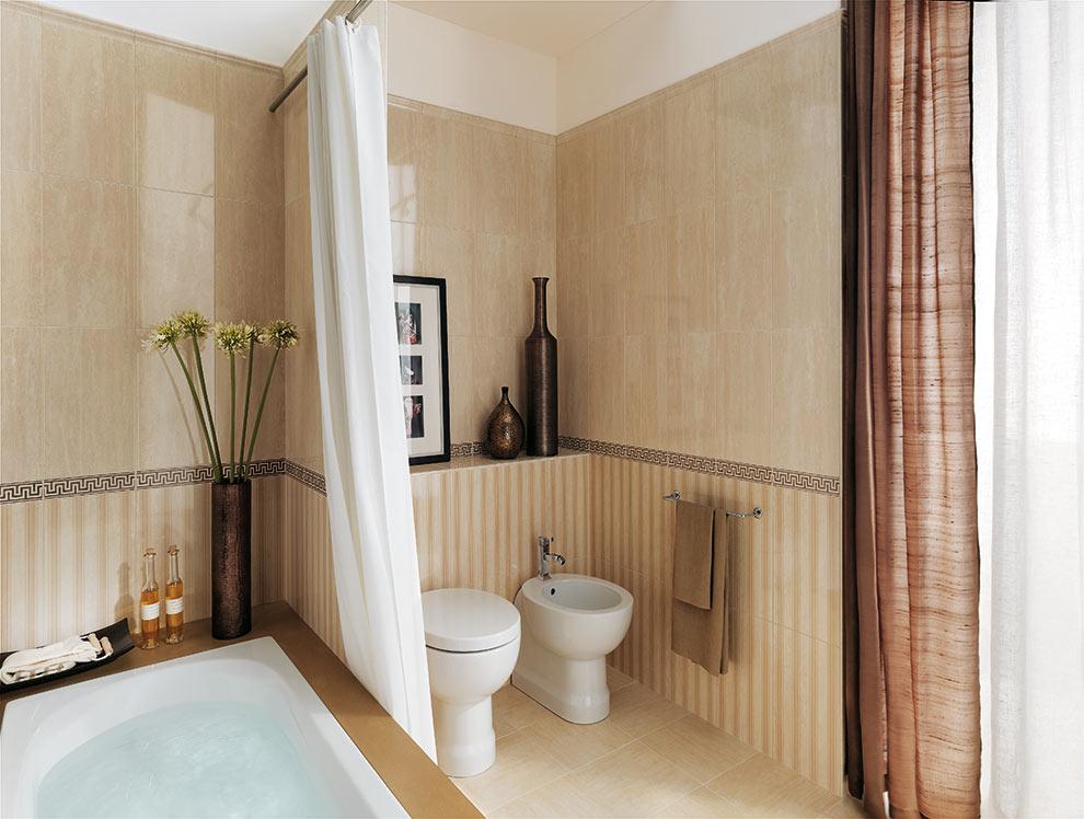 Spendida rivestimento bagno fap ceramiche edilceramiche - Profilo rivestimento bagno ...