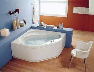 Albatros vasche da bagno edilceramiche di maccan - Vasche da bagno albatros ...