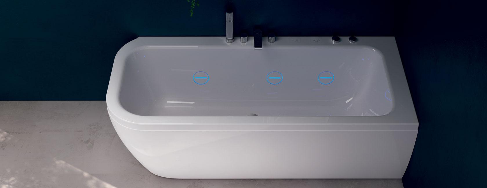 Amazing vasche da bagno piccole with vasche da bagno piccole - Ricoprire vasca da bagno prezzi ...