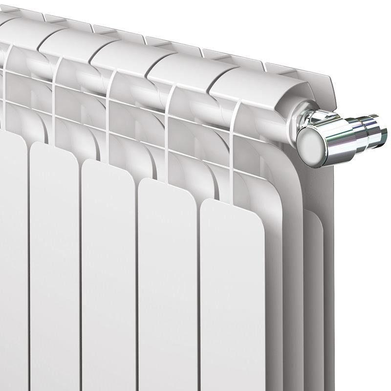 Aerazione forzata radiatori faral for Radiatori in alluminio