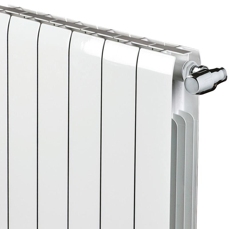 Aerazione forzata radiatori alluminio faral for Radiatori dwg