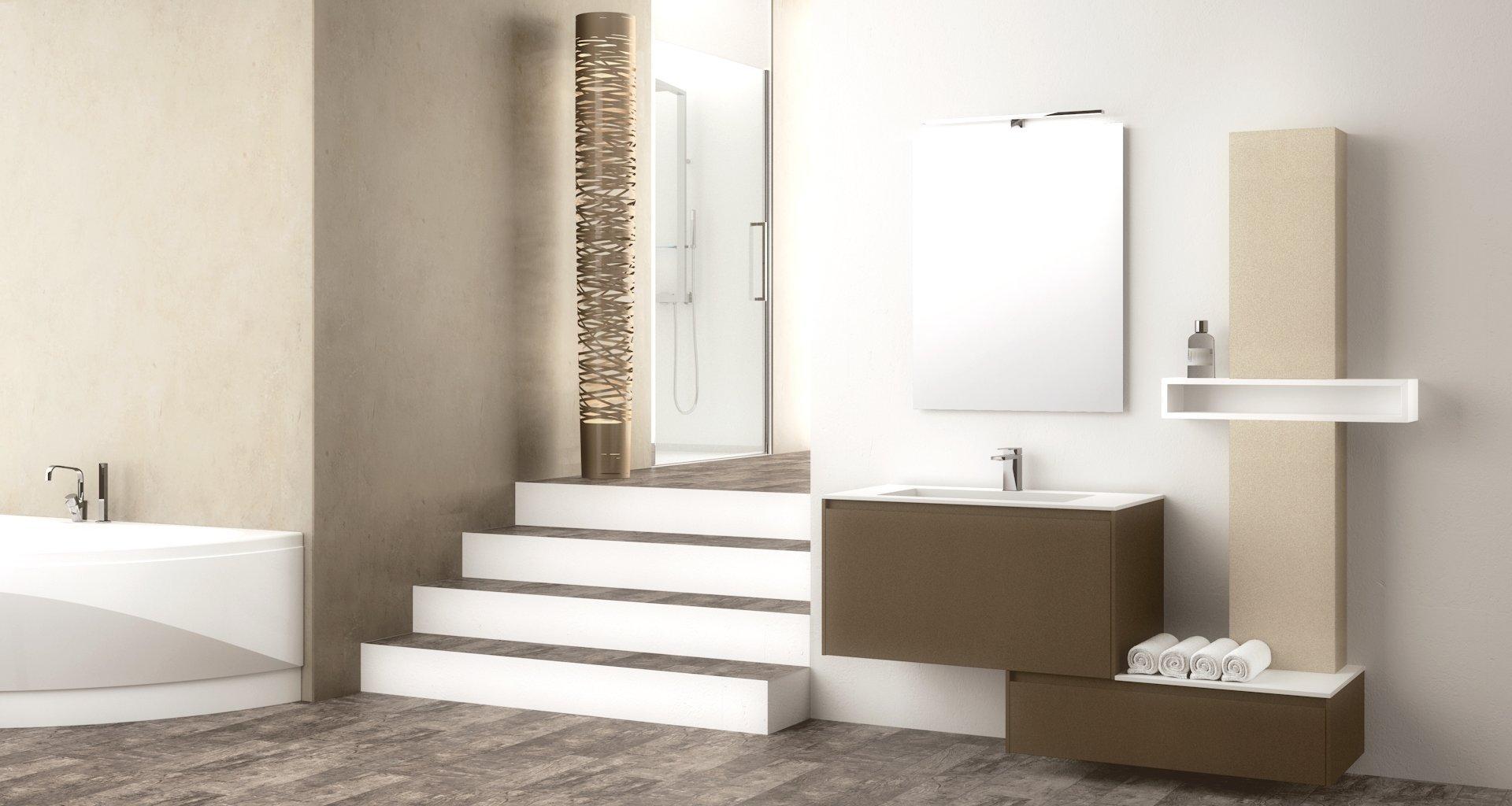 composizione bagni moderni ~ Comarg.com = Lussuoso Design del Bagno ...