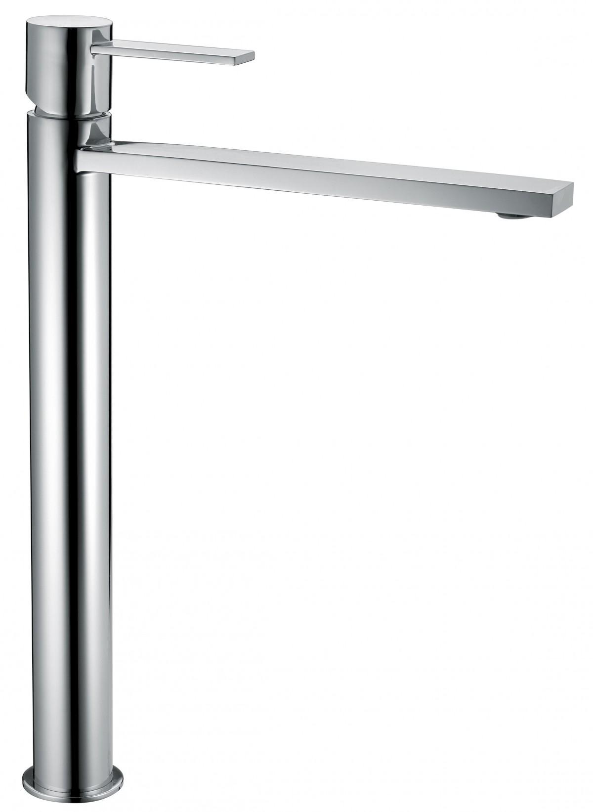 Gaia monocomando lavabo alto frattini rubinetterie - Rubinetteria bagno frattini prezzi ...