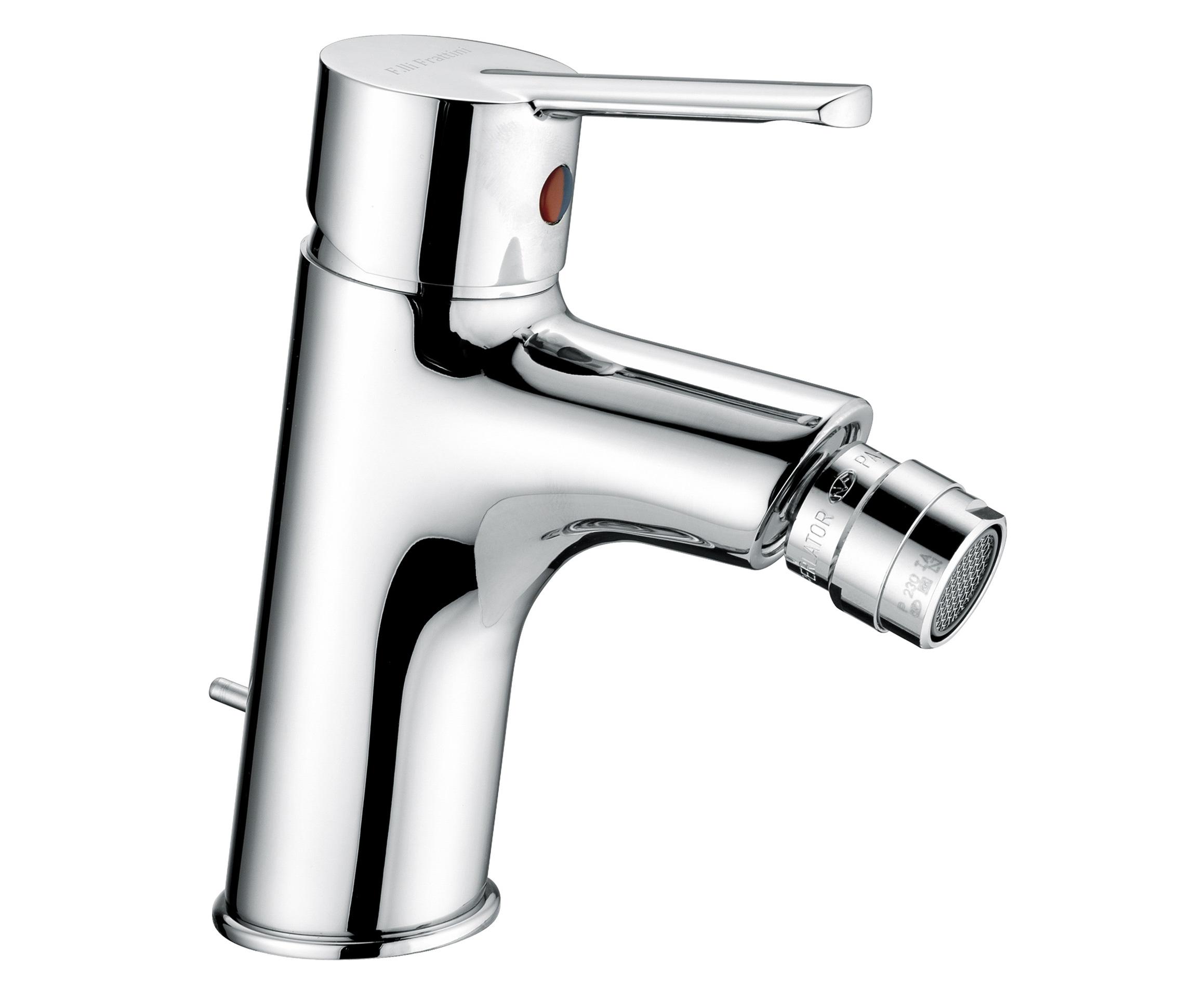 Mito monocomando bidet f lli frattini rubinetterie da bagno