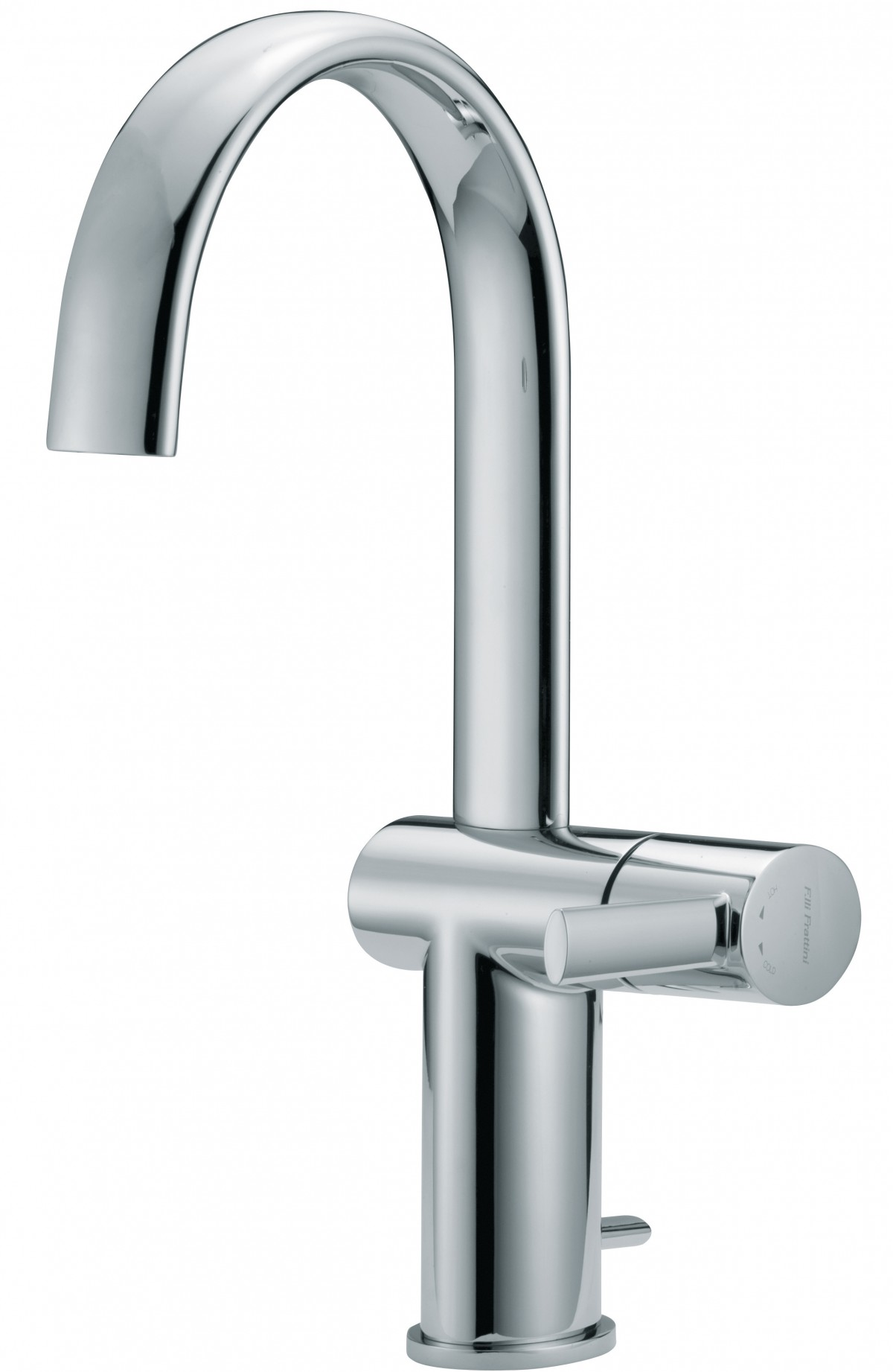 brera miscelatore lavabo bocca alta con scarico da 1 14 f