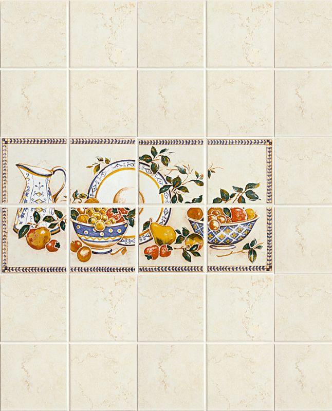 Maioliche rivestimento bagno cucina del conca faetano - Piastrelle del conca ...