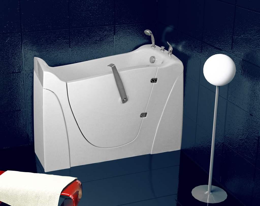 Vasca Da Bagno Easylife : Vasca con apertura laterale prezzo costo vasca da bagno costo