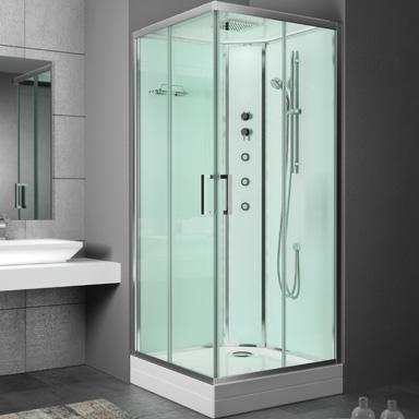 Grandform box e cabine doccie edilceramiche di maccan for Cabine doccia multifunzione leroy merlin