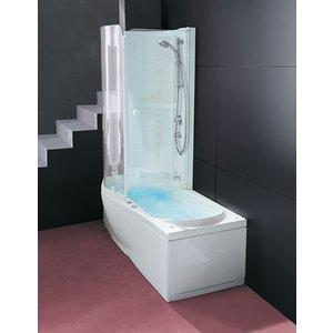 Tandem 170 combinato vasca box 170x70 85 albatros - Combinato vasca doccia ...