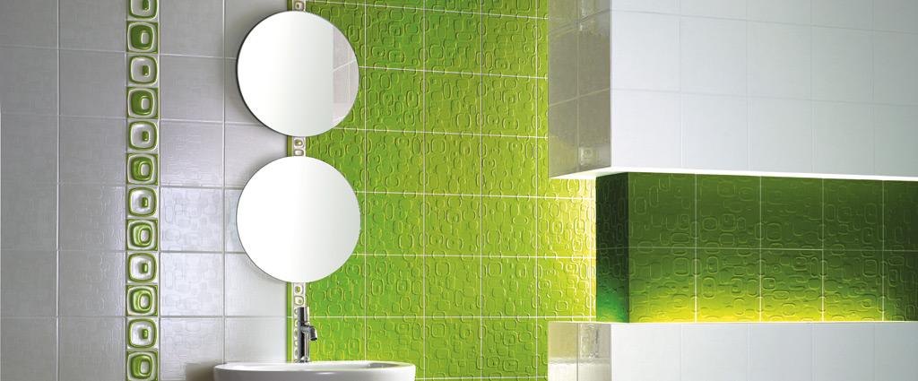 piastrelle bagno verde  avienix for ., Disegni interni