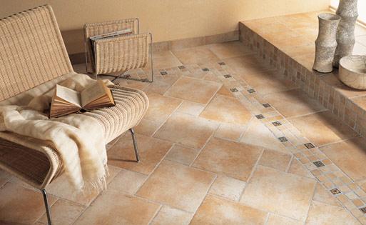 Terra di siena pavimento rivestimento novabell edilceramiche di