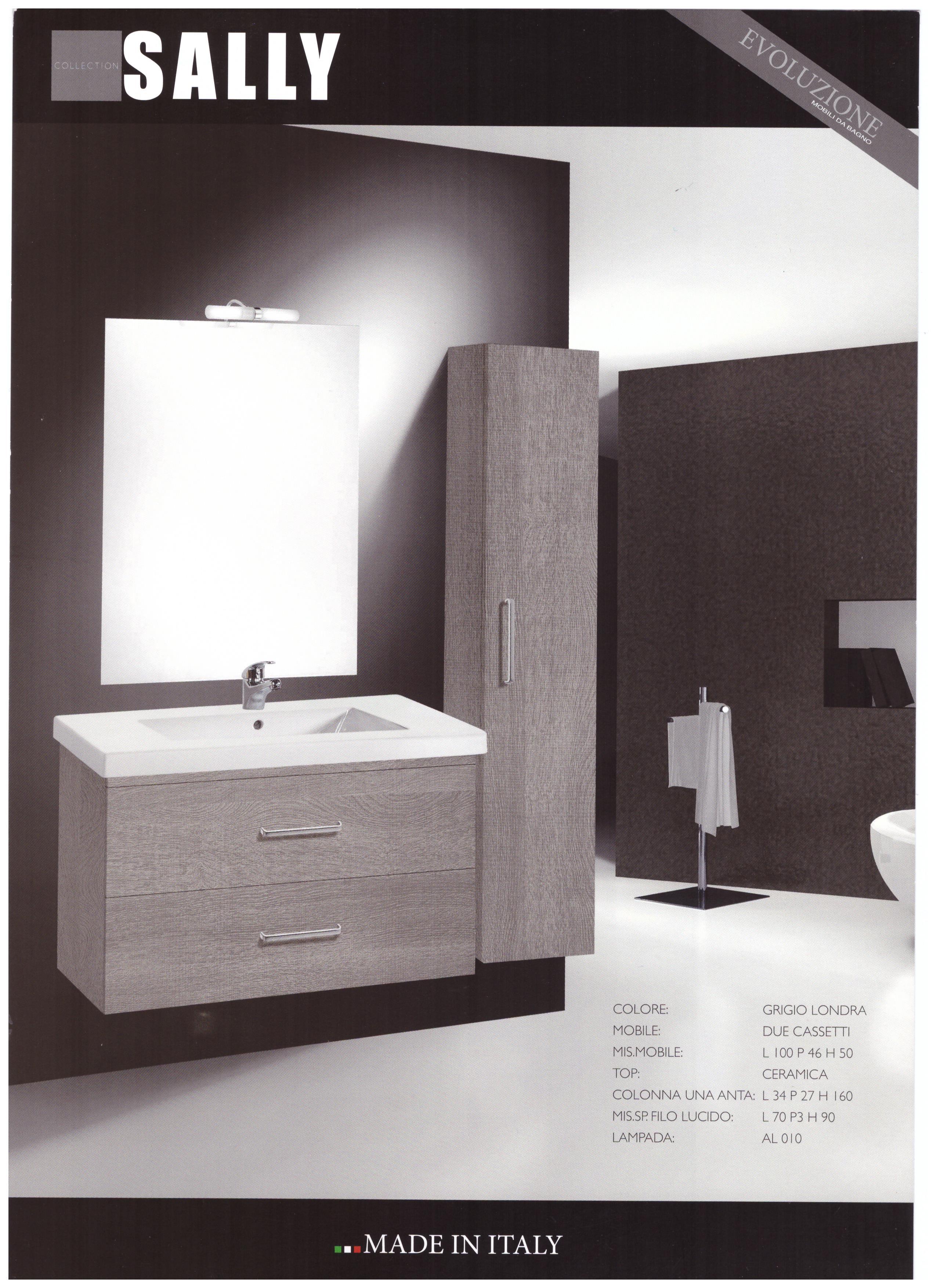 Eban mobili da bagno mobili da bagno edilceramiche di maccan - Mobili da bagno angolari ...