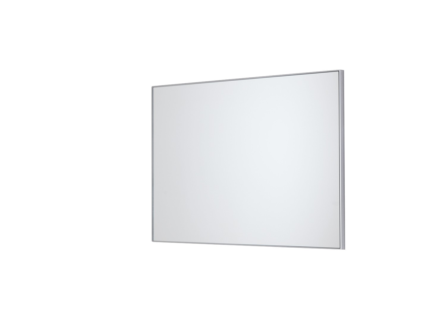 Parete Nera Con Glitter : Specchio con cornice nera perfect in