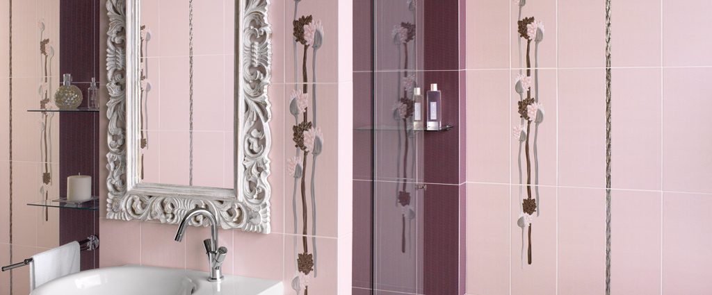 cedir ceramiche - ceramiche - edilceramiche di maccanò - Bagni Moderni Rosa
