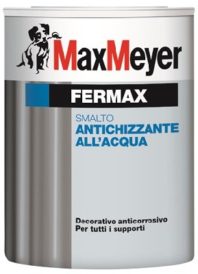FERMAX  Smalto all'acqua Antichizzante Ferrominaceo   MAX-MEYER