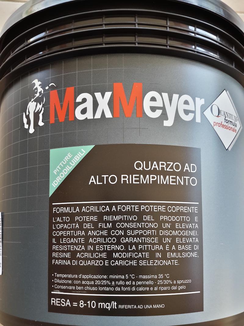 Max Meyer Quantum Vernici Edilceramiche Di Maccano Nicolino C S N C