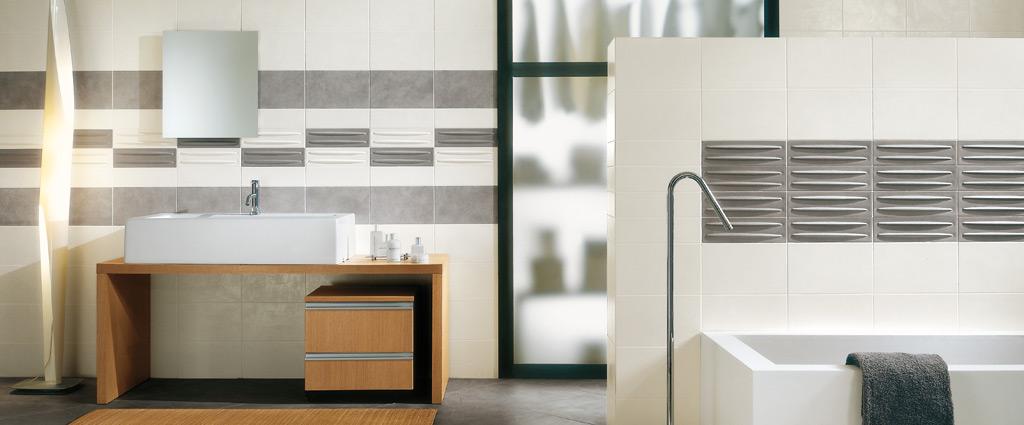 Les arts rivestimento da bagno cedir ceramiche for H rivestimento bagno
