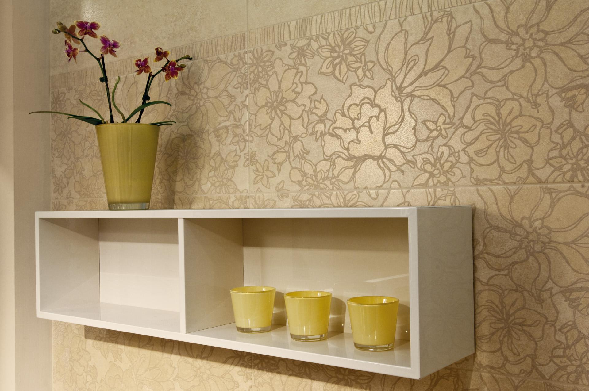 Gardenia orchidea ceramiche edilceramiche di maccanò