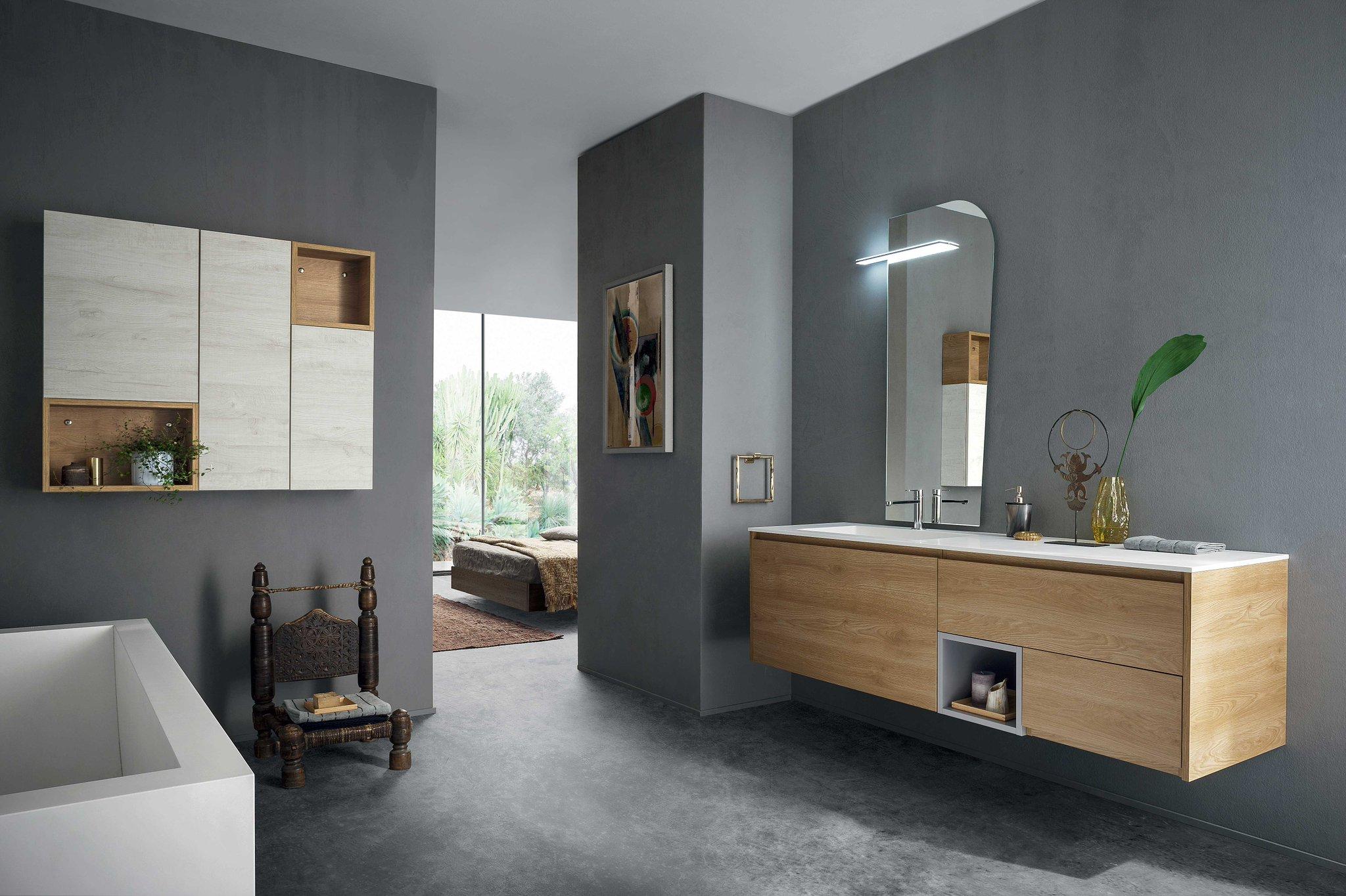 Preventivo online edilceramiche di maccan for Arredamento moderno elegante