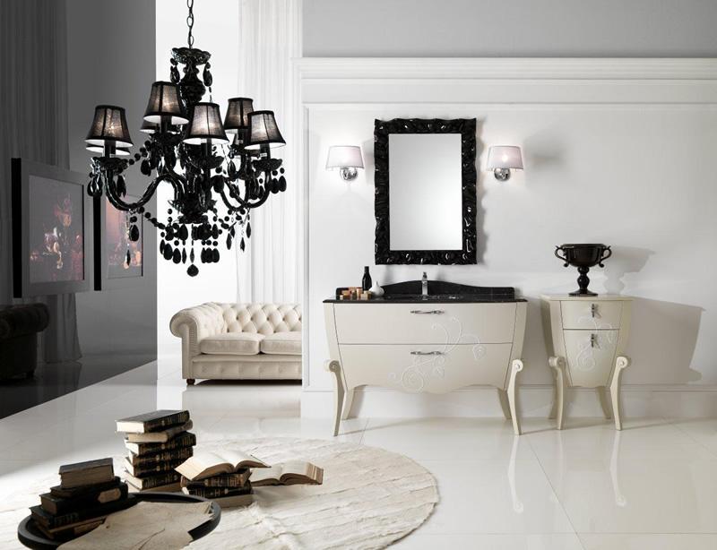 mobili da bagno classici - edilceramiche di maccanò - Bagni Classici Moderni