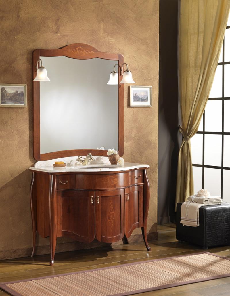 mobili da bagno classici - edilceramiche di maccanò - Immagini Arredo Bagno Classico