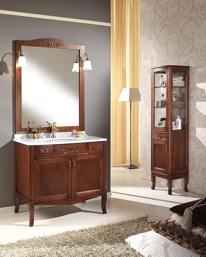 mobili da bagno arte povera - edilceramiche di maccanò - Stil Arredo Bagno