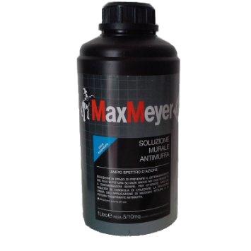 Fissativo antimuffa max meyer colori per dipingere sulla for Fissativo antimuffa