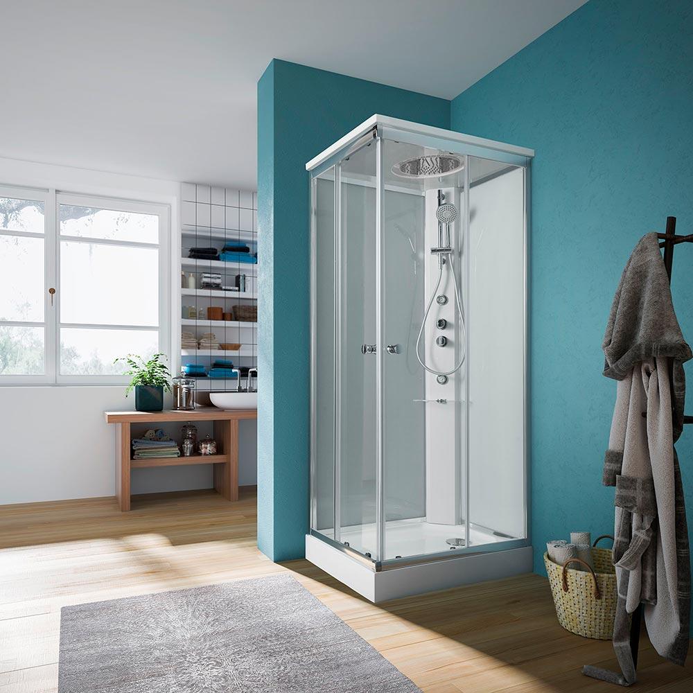 Glass cabine doccia   box e cabine doccie   edilceramiche di maccanò