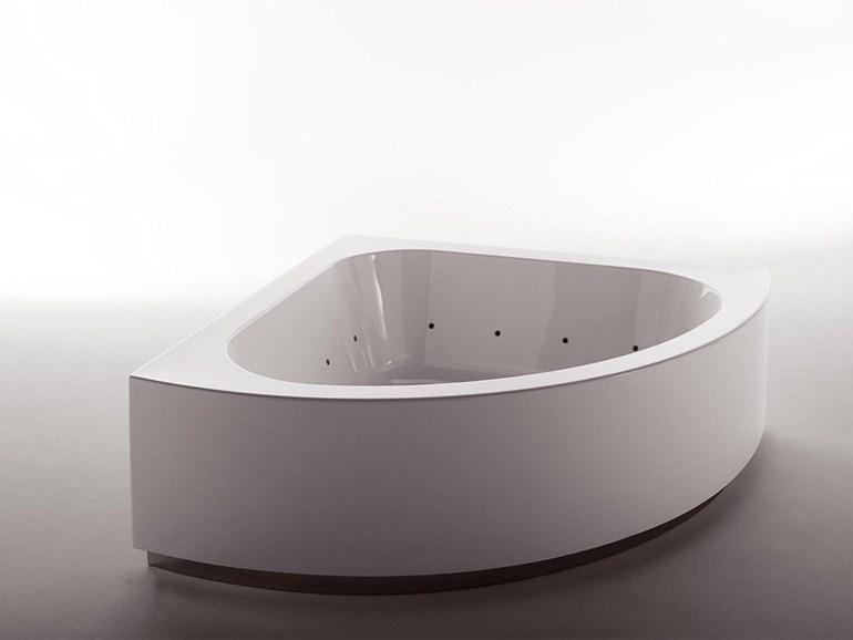 Vasca Da Bagno Ad Angolo Ideal Standard : Kos vasche da bagno vasche da bagno edilceramiche di maccanò