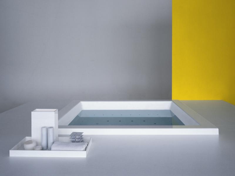 Vasca Da Bagno Da Incasso Quadrata : Kos vasche da bagno vasche da bagno edilceramiche di maccanò