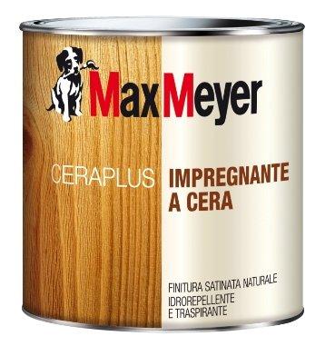 Ceraplus impregnante a cera per legno 0 750 lt a solvente for Impregnante per legno esterno prezzi