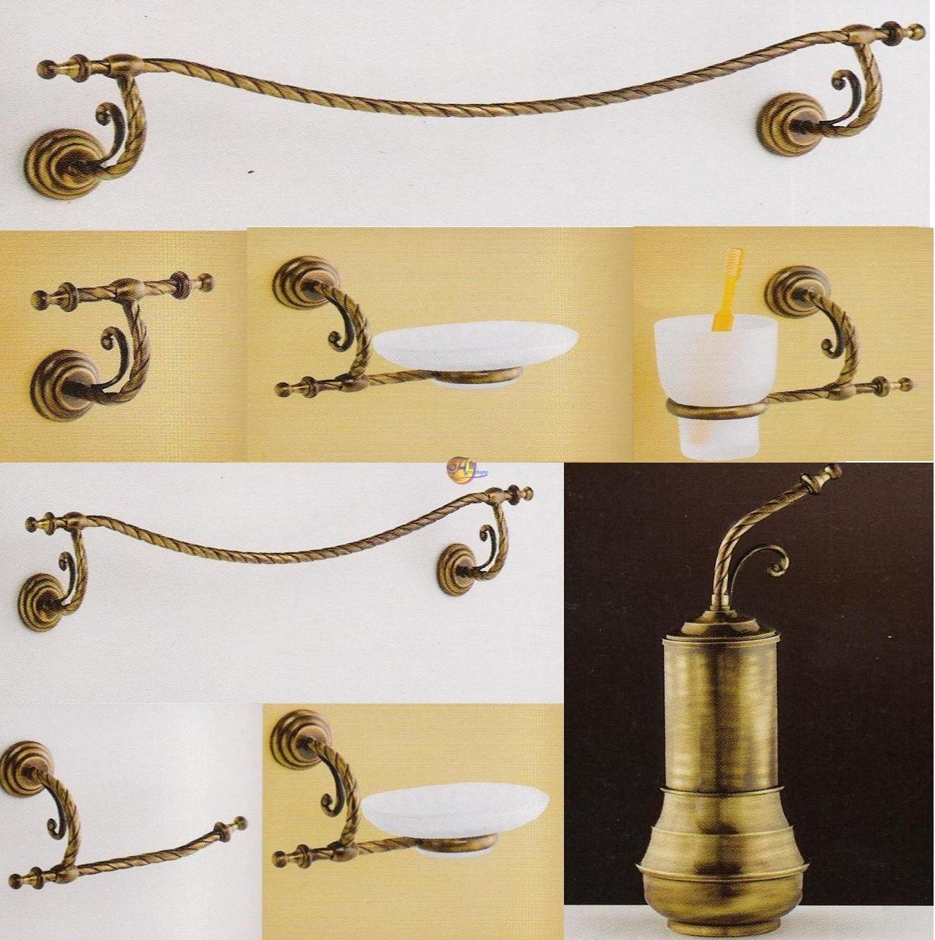 accessori da bagno classico - edilceramiche di maccanò - Feman Arredo Bagno