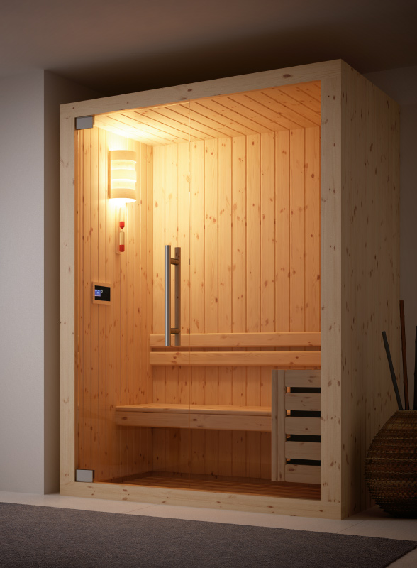 SMART  LEVEL   Sauna Finlandese    GRANDFORM