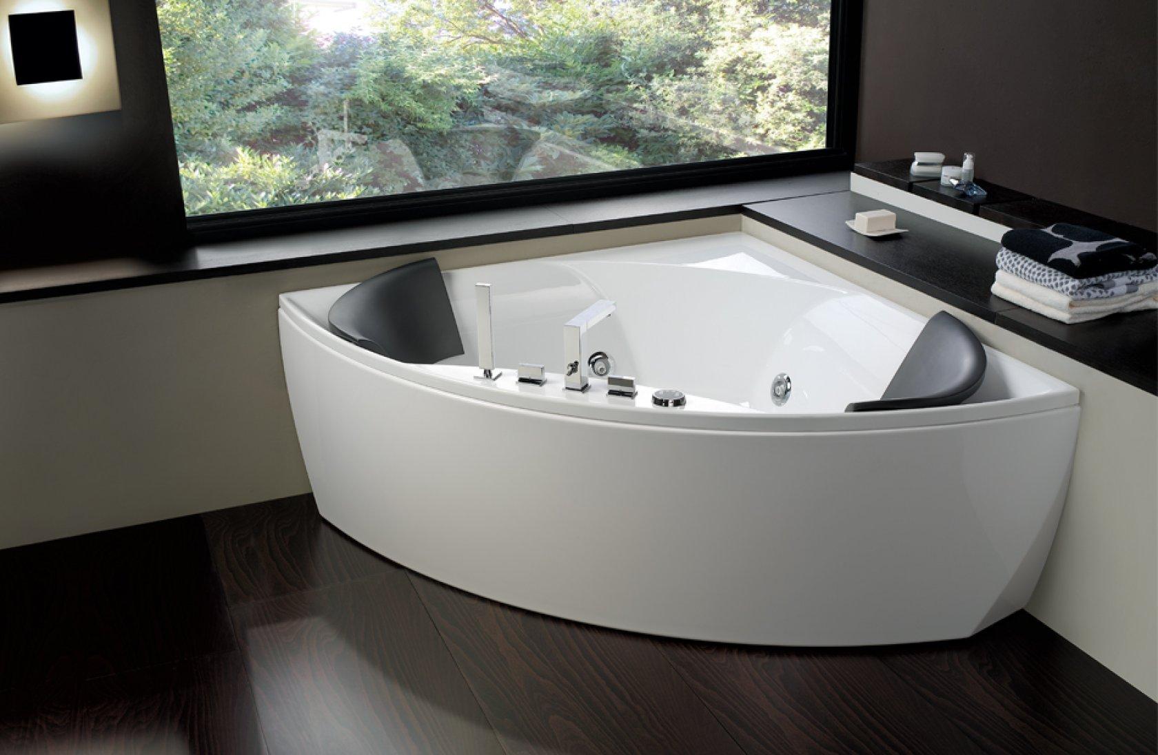Montaggio Vasca Da Bagno Angolare : Blubleu vasche da bagno vasche da bagno edilceramiche di maccanò