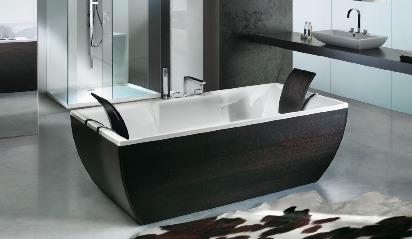 Vasca Da Bagno Con Pannelli : Blubleu vasche da bagno vasche da bagno edilceramiche di maccanò