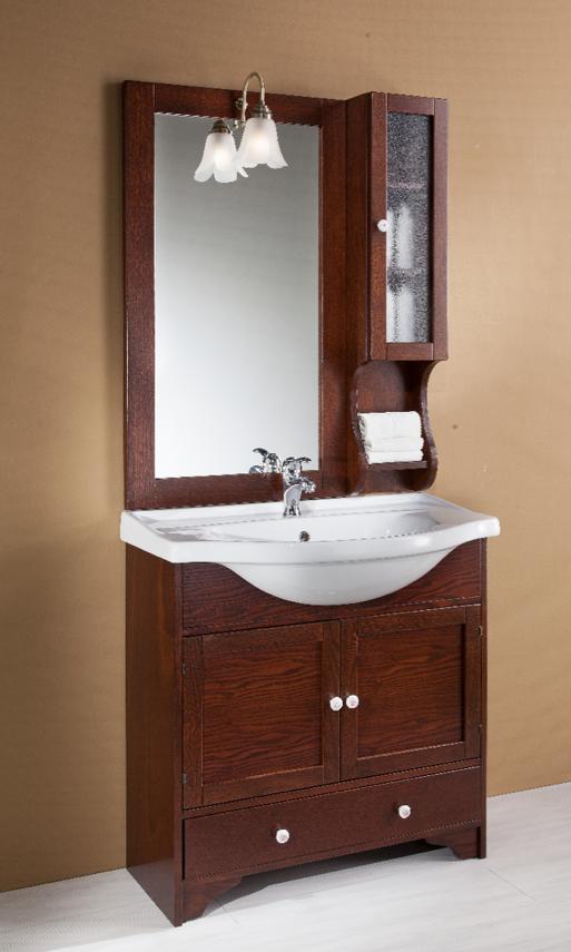 Eban mobili da bagno mobili da bagno edilceramiche di maccan - Mobili da bagno classici ...