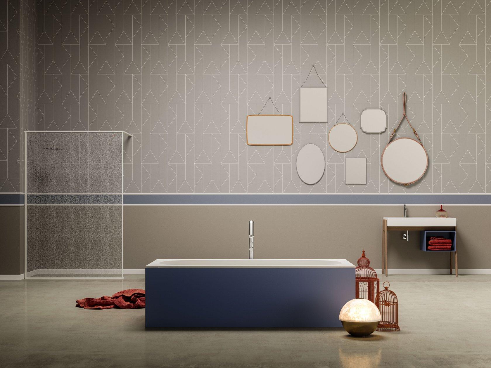 Vasca Da Bagno Incasso 190x90 : Blubleu vasche da bagno vasche da bagno edilceramiche di maccanò