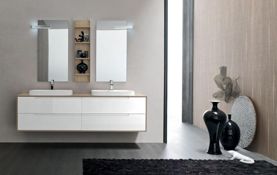 Accessori Bagno Bordeaux : Arredo e design arredare la lavanderia nel bagno di oggi