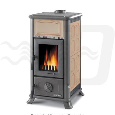 Carlotta termostufa a legna dsa 13 5 kw dal zotto for Stufe a legna dal zotto prezzi