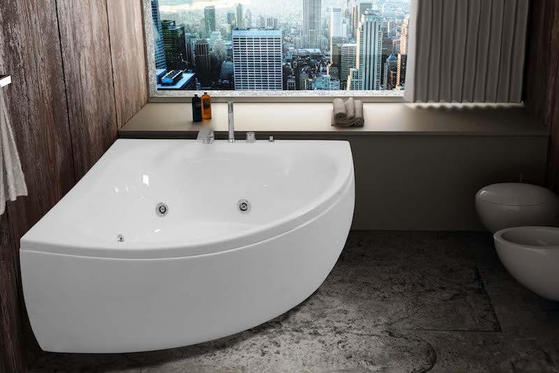 Vasche Da Bagno Jetfun : Jetfun vasche da bagno vasche da bagno edilceramiche di maccanò