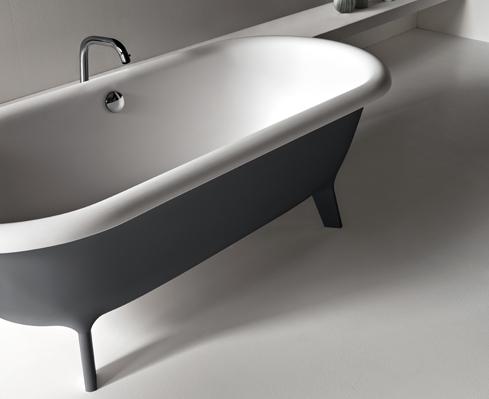 Vasche Da Bagno D Epoca : Vasca da bagno per un all insegna del relax magazine
