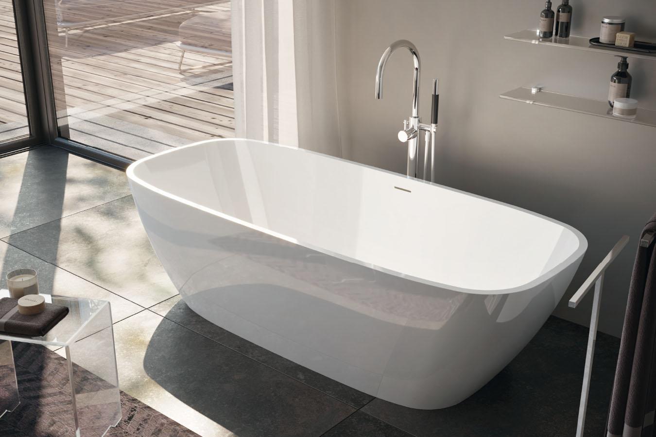 Vasca Da Bagno Treesse : Vasche da bagno freestanding edilceramiche di maccanò
