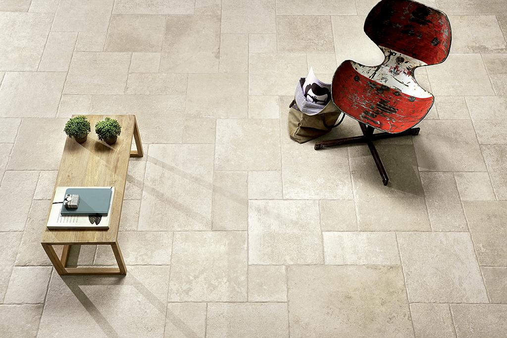 Loire pavimento effetto pietra da esterno coem ceramiche edilceramiche di maccan - Pavimento esterno effetto pietra ...