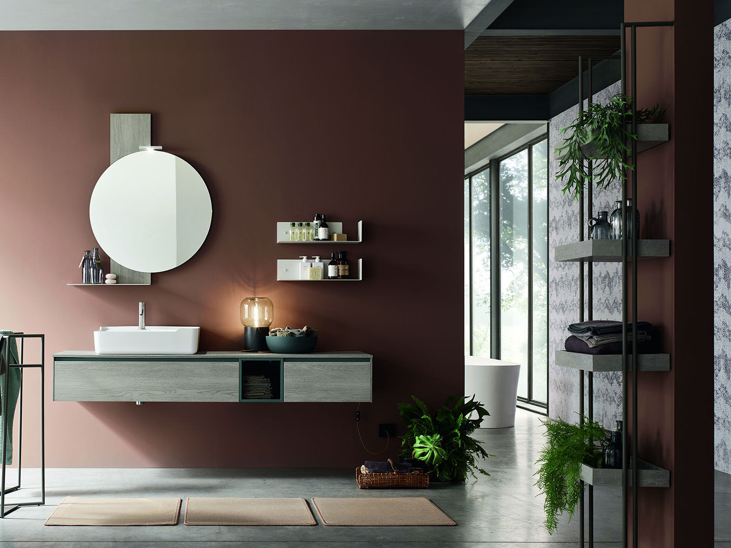 START  PLAY 1    Mobile da Bagno    ARDECO