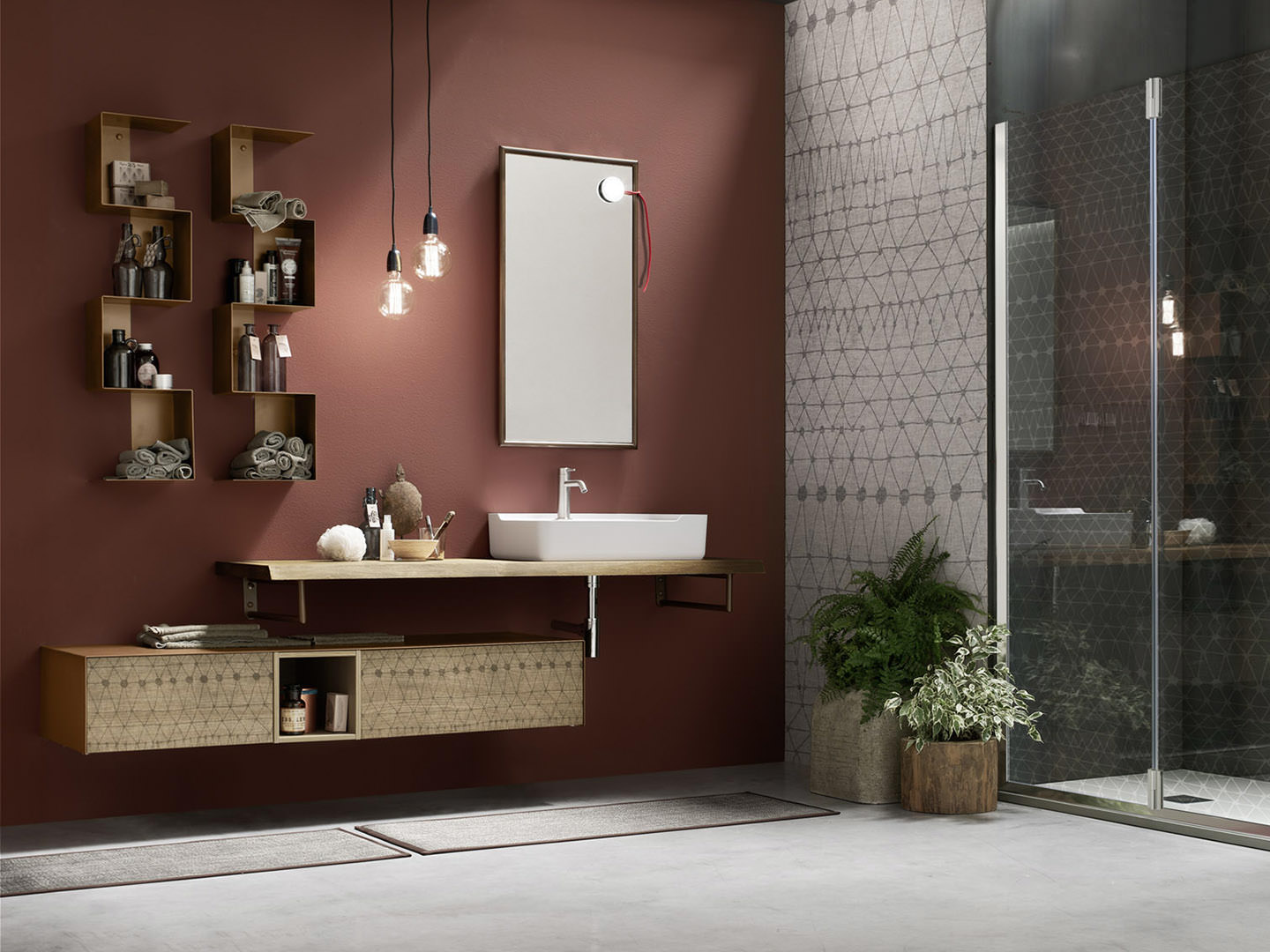 Decor & Vintage 2     Mobile da Bagno   ARDECO